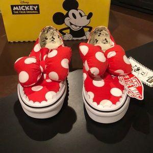 "Vans Shoes - Vans Disney "" Minnie Mouse  "" sneakers 5.5"